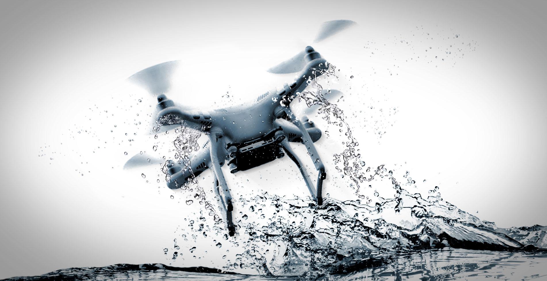 水空兩棲無人機